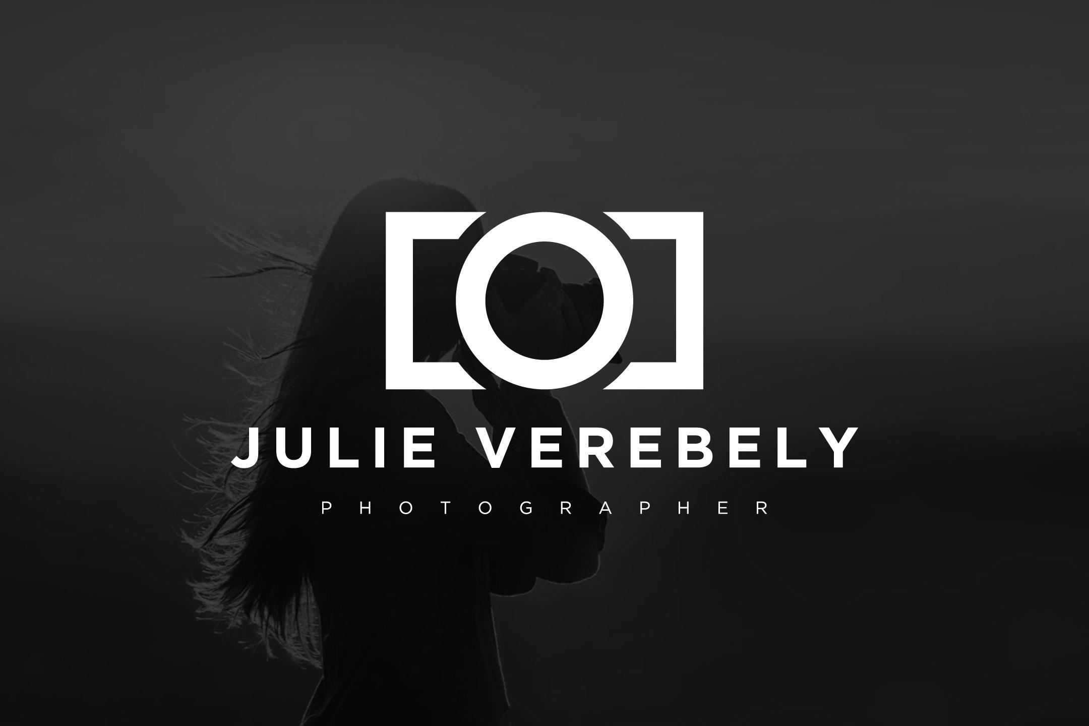Julie Verebely Logo Primary